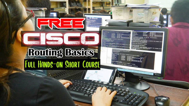 9 Top CCNA Training Centers in the Philippines | FREE CCNA Training